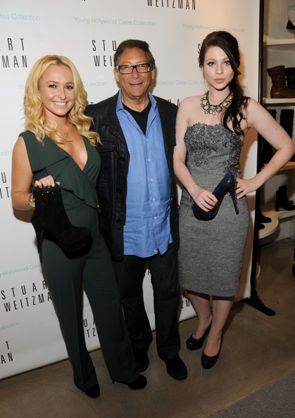 Stuart Weitzman Unveils The Young Hollywood Cares Collection For Ovarian Cancer Research