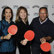Designers Ping Pong for Ovarian Cancer