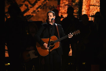 Sturgill Simpson The 59th GRAMMY Awards - Show