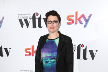 Sue Perkins Arrivals at the Sky Women in Film and TV Awards