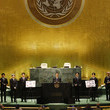 Suga Annual United Nations General Assembly Brings World Leaders Together In Person, And Virtually