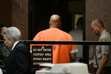 Suge Knight Suge Knight's Arraignment