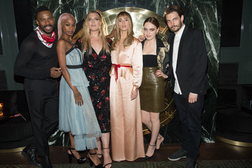 Suki Waterhouse Odessa Young Mister C For The 'Assassination Nation' Premiere Party