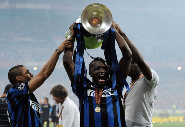 Image result for Sulley Muntari champions league medals