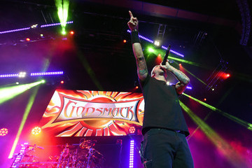 Sully Erna Godsmack and Red Sun Rising in Concert at Palms Casino Resort in Las Vegas