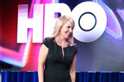 Producer/showrunner Marti Noxon of Sharp Objects' speaks onstage during the HBO portion of the Summer 2018 TCA Press Tour at The Beverly Hilton Hotelon July 25, 2018 in Beverly Hills, California.
