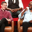 Andre Braugher and Andy Samberg Photos