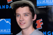 Actor Asa Butterfield arrives at Summit Entertainment's press event for the movies 'Ender's Game' and 'Divergent' at the Hard Rock Hotel San Diego on July 18, 2013 in San Diego, California.