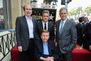 Sumner Redstone and Les Moonves Photos Photo