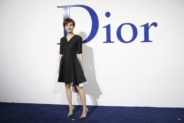 Dior SS 2016 Repeat Show in Beijing - Front Row