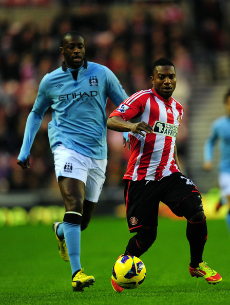 Sunderland (1) (0) Manchester City | Premier League