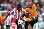 Nedum Onuoha Steven Fletcher Photos Photo