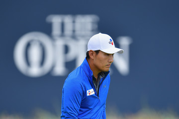 Sung Kang 147th Open Championship - Round One