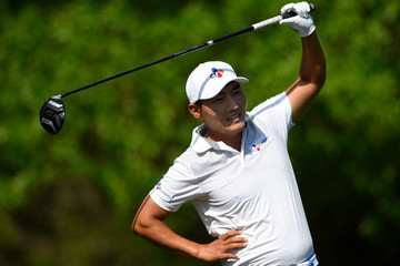 Sung Kang Shell Houston Open - Round One
