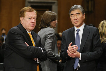 Sung Kim Senate Foreign Relations Committee Holds Hearing on North Korea De-Nuclearization