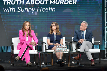 Sunny Hostin 2019 Summer Television Critics Association Press Tour - Day 3