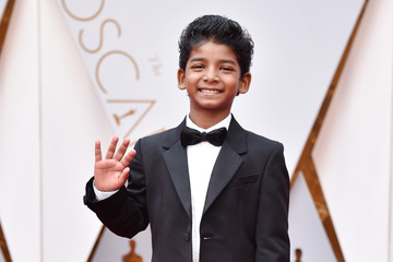 Sunny Pawar 89th Annual Academy Awards - Arrivals