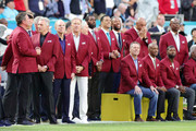 The NFL honors the Top 100 prior to Super Bowl LIV between the San Francisco 49ers and the Kansas City Chiefs at Hard Rock Stadium on February 02, 2020 in Miami, Florida.