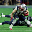 Julian Edelman Tharold Simon Photos