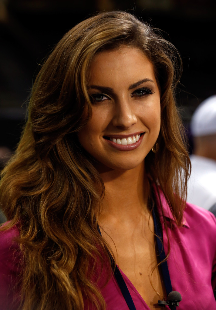 Mercedes Benz San Francisco >> Katherine Webb Photos - Super Bowl XLVII Media Day - 603 of 608 - Zimbio