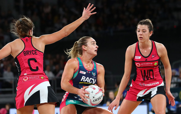 Super Netball Rd 11 - Vixens vs. Thunderbirds