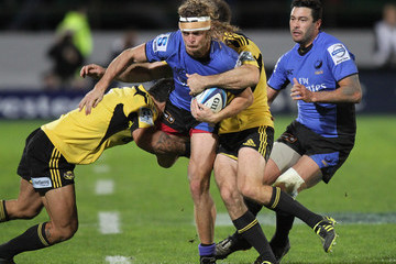 Nick Cummings Super Rugby Rd 15 - Hurricanes v Force