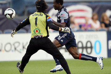 Edgar Hernandez SuperLiga 2010 - New England Revolution v Puebla FC