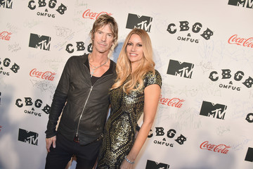 Susan Holmes McKagan CBGB Music & Film Festival 2014 - Michael Alago & Duff McKagan Film Talks
