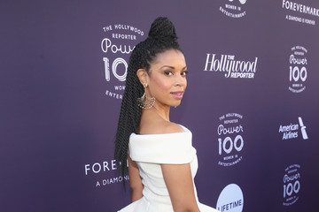 Susan Kelechi Watson The Hollywood Reporter's 2017 Women in Entertainment Breakfast - Red Carpet
