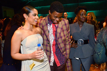 Susan Kelechi Watson FIJI Water At The Hollywood Reporter's 27th Annual Women In Entertainment Breakfast
