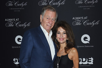 Susan Lucci Helmut Huber 'Always At The Carlyle' Premiere Presented By Moet & Chandon