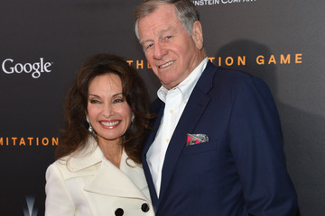 Susan Lucci Helmut Huber Premiere Of The Imitation Game, Hosted By Weinstein Company