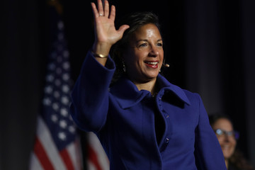 Susan Rice Pro-Israel Group J Street Holds National Conference In Washington, D.C.