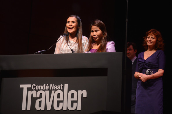 "Conde Nast Traveler Celebrates ""The Visionaries"" And 25 Years Of Truth In Travel - Awards Show"