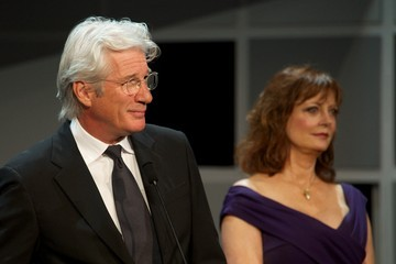 Susan Sarandon Richard Gere Celebs at the San Sebastian Film Fest