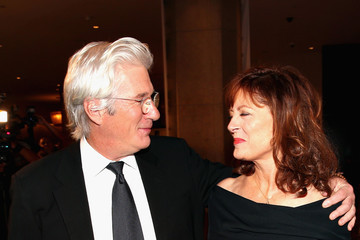 Susan Sarandon Richard Gere 16th Annual Hollywood Film Awards Gala Presented By The Los Angeles Times - Red Carpet