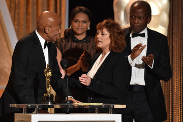Susan Sarandon Academy Of Motion Picture Arts And Sciences' Governors Awards - Show