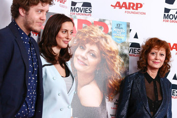 Susan Sarandon 13th Annual AARP's Movies For Grownups Awards Gala - Arrivals