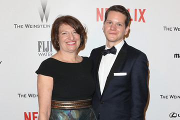 Susan Sher Weinstein Company and Netflix Golden Globes Party