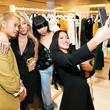 Susie Lau Self-Portrait Celebrates Opening Of NY Concept Store