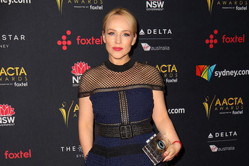 Susie Porter 7th AACTA Awards Presented by Foxtel | Industry Luncheon - Red Carpet