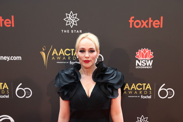 Susie Porter 2018 AACTA Awards Presented By Foxtel - Red Carpet