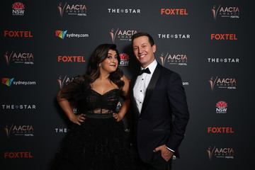 Susie Youssef 2020 AACTA Awards Presented by Foxtel | Film Ceremony - Media Room
