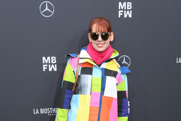 Sussan Zeck Rebekka Ruetz - Arrivals - Berlin Fashion Week Autumn/Winter 2019