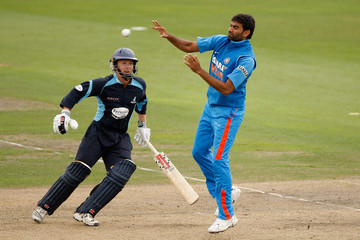 Munaf Patel Sussex v India - Tour Match