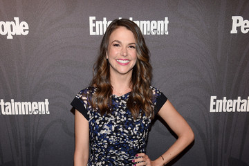 Sutton Foster Entertainment Weekly & People New York Upfronts Party 2018 - Arrivals