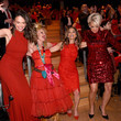 Sutton Foster Woman's Day Celebrates 17th Annual Red Dress Awards - Inside