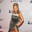 Suzan Hughes MusiCares Person Of The Year Honoring Dolly Parton – Red Carpet