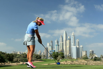 Suzann Pettersen Omega Dubai Ladies Masters - Day Two