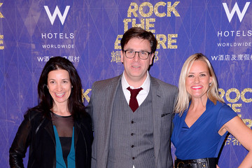 Suzanne Cohen W Hotels Kicks Off Global 'Rock the Empire' Tour To Celebrate The Opening Of W Beijing At W New York - Downtown